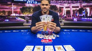 Benjamin Pollak wins Event #6 of the 2018 US Poker Open.