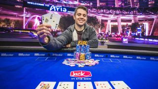 Ben Tollerene wins Event #5 of the 2018 U.S. Poker Open.