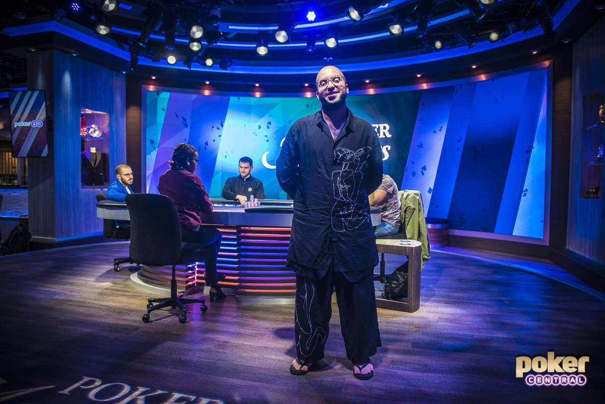 You can always count on Bryn Kenney to bring some extra flavor to any final table he makes. This year Bryn showed up in these fresh Japanese threads. Kenney eventually finished 4th, earning $250,000.