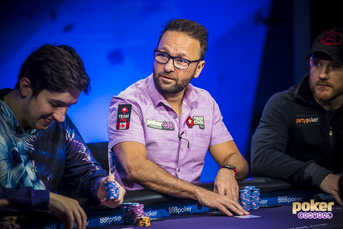 Coming into the final table, Daniel Negreanu was far and away the biggest name, but he also held the shortest stack. The day ended up fairly short for Negreanu, as he was eliminated early on Day 2.