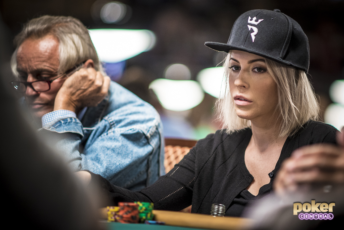 Farah Galfond is one of the headliners of Femme Fatale II on PokerGO next week!