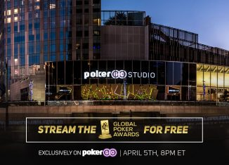 Don't miss a minute of the first ever Global Poker Awards from the PokerGO Studio in Las Vegas.