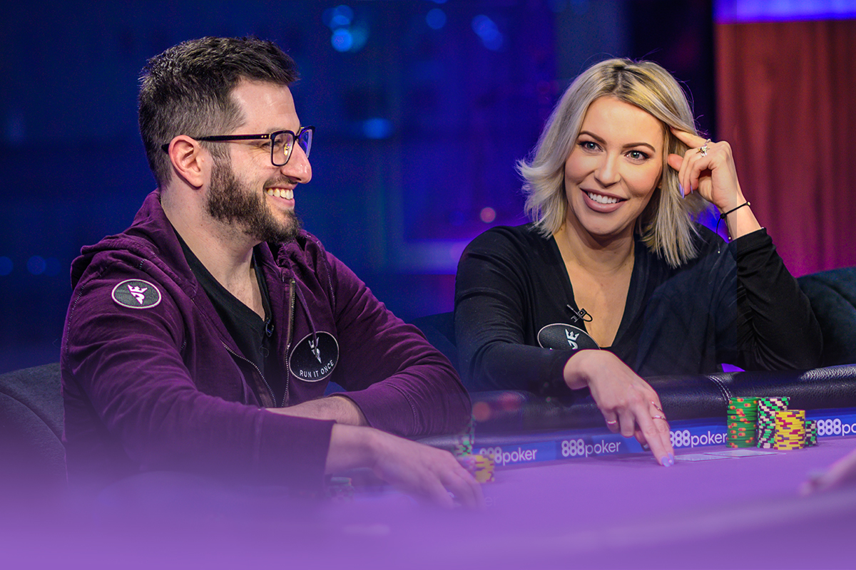 Phil Galfond talks on the Poker Central Podcast about Run it Once Poker and Farah's rise through the ranks.