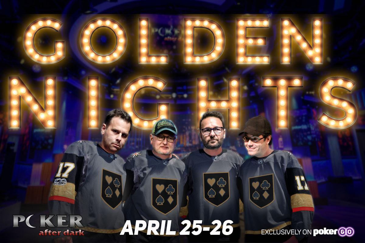 Jamie Gold Returns To Poker After Dark For Golden Nights Week Poker Central