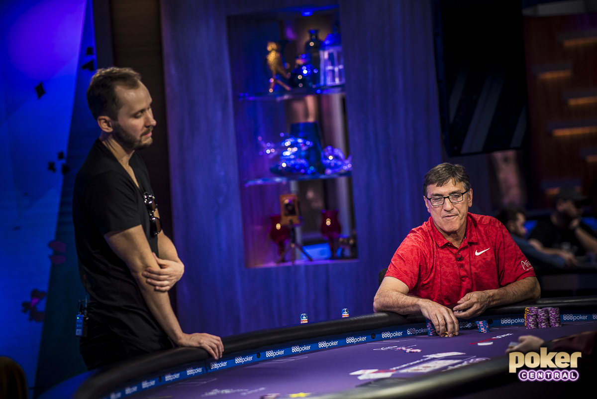 Depa Decimated: It was a rollercoaster of a day for Jonathan Depa, who came into the final table as the chip leader with well over 100 big blinds. Depa battled all day, but as fate would have it, he eventually lost a monster hand to Lehr leaving him with just one big blind. Lehr and Depa got it in with Depa holding a set against the pair and a flush draw of Lehr. Unfortunately for Depa, Lehr caught a diamond on the river, leaving the young pro with just one big blind. Depa managed to run up the stack with a few quick doubles, but eventually hit the rail with an inferior two pair than Lehr to collect $222,000 for finished in second place.