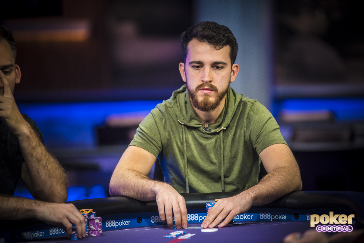 With a resume littered with high roller results, Koray Aldemir is no stranger to the big stage. Yesterday was Aldemir's first cash of the series, as he managed to navigate his way into 2nd place right behind Imsirovic. The two went back and forth, exchanging the chip lead numerous times, but eventually Aldemir would fall just short of the title, taking home $517,000.