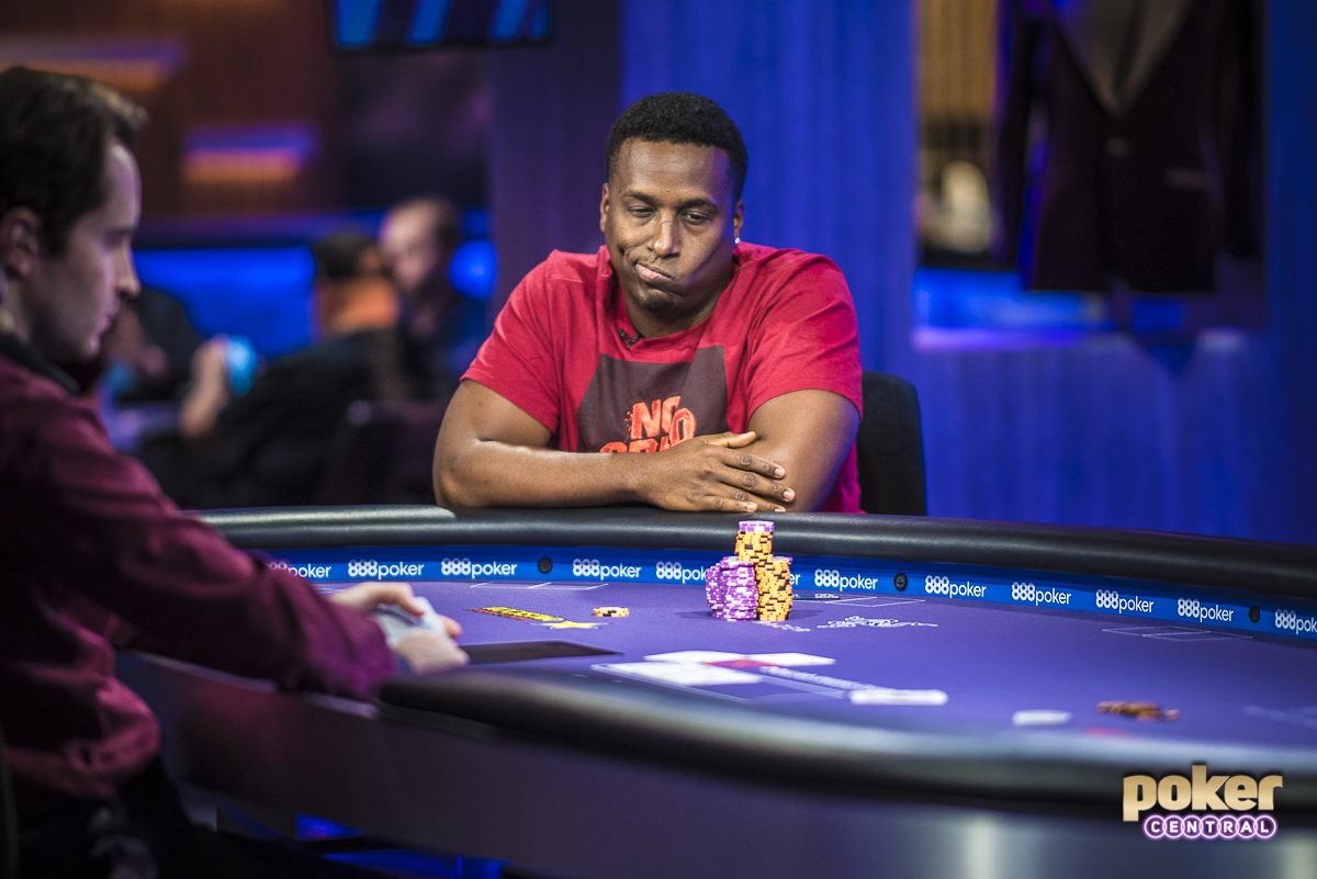 Hawk's View: Maurice Hawkins has come a long way from grinding WSOP Circuit Events, as the Florida based pro is officially on the board with his first ever Poker Masters cash. Despite being new to short deck, Hawkins managed to navigate the tough final table and finish runner up to Ike Haxton, good for $115,000.