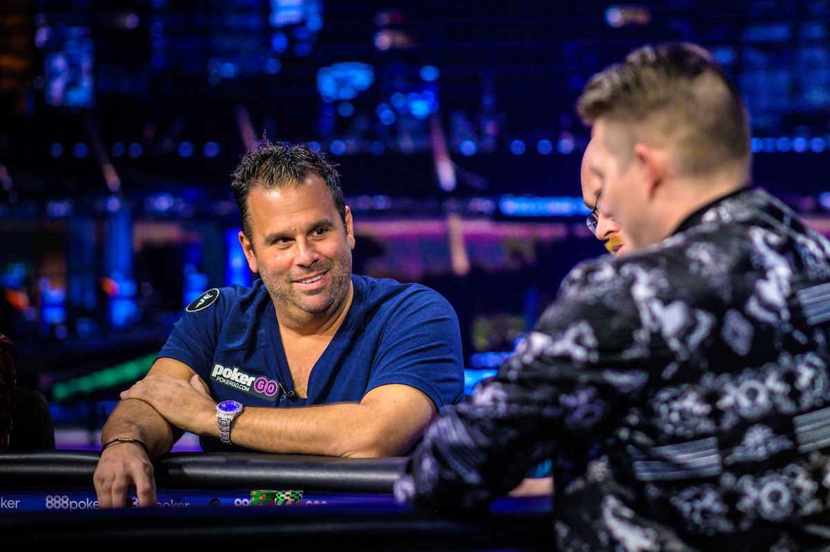 Randall Emmett does not hold back with the hot takes on the Poker Central Podcast!