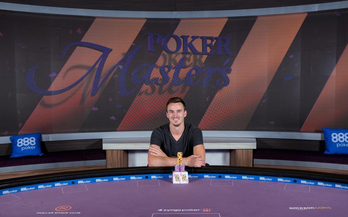 Steffen Sontheimer wins 2017 Poker Masters Main Event for $1.5 Million.