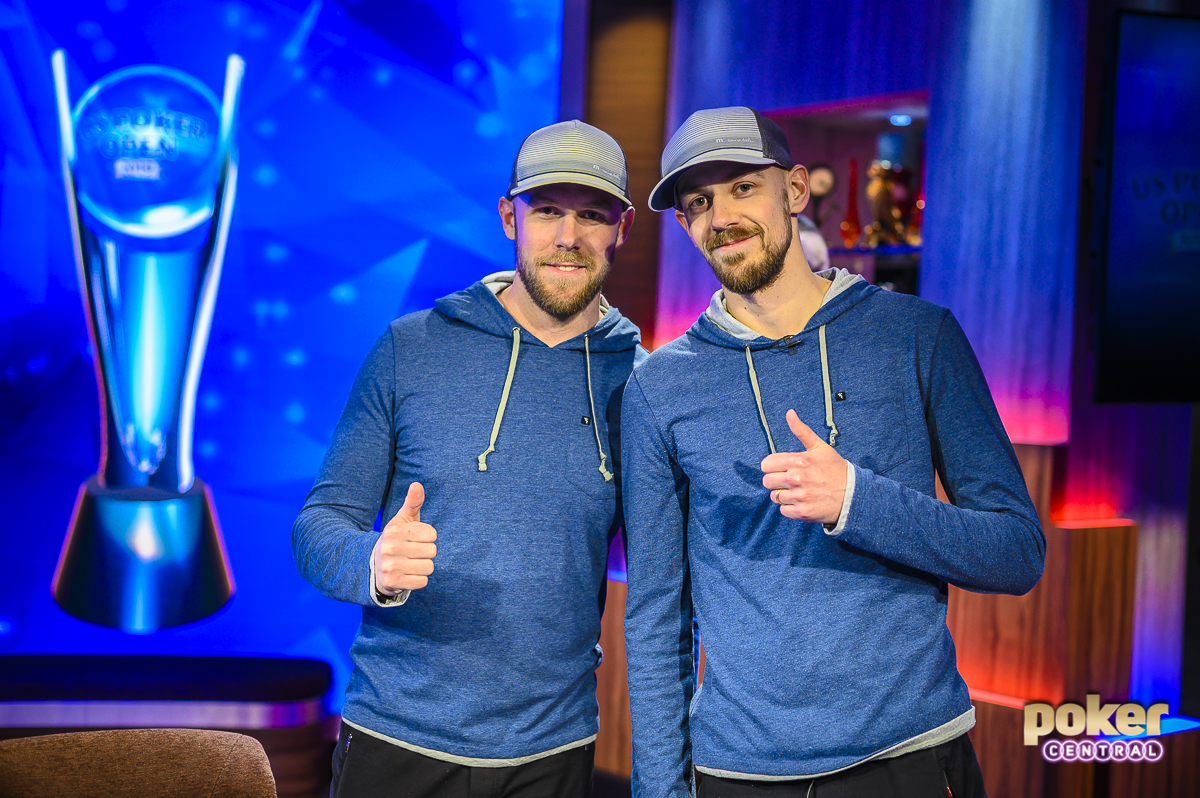 Seth Davies and Stephen Chidwick: Brothers in Arms at the 2019 U.S. Poker Open