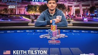 Keith Tilston wins U.S. Poker Open Event #7.