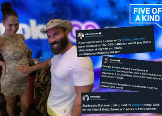 Dan Bilzerian and a baby? This and much more on Five of a Kind this week!