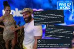 Five of a Kind recaps Poker Twitter by selecting the five best ones from this week headlined by Dan Bilzerian.