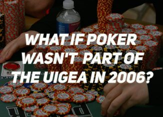 The UIGEA halted the growth of poker all over the world but what if it had never happened? (Image: Getty)
