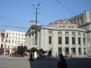The Stanislaw Wyspianski Theatre in Katowice