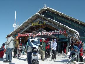 Ski center in Krynica
