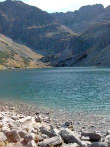 Black Lake in Zakopane, Poland