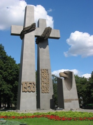 Monument of Poznan