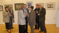 KÉPZŐMŰVÉSZETI SZALON - az Újpesti Képzőművészek Polgári Köre kiállítása