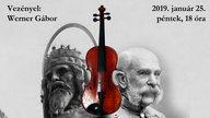 Szent Istvántól Ferencjóskáig – újévi koncert a Monarchia Szimfonikus Zenekarral