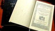 Vizsolyi Bibliát kaptunk Imatermünkbe