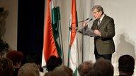 Maróth Miklós előadása az iszlámról a Polgárok Házában