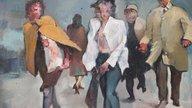 Kovács Kálmán festőművész, Kokoschka és Hundertwasser tanítványa gazdag életművéből rendezünk kiállítást
