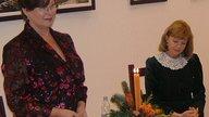 Karácsonyi Kalács - Ferencz Éva és Császár Angela irodalmi délutánja