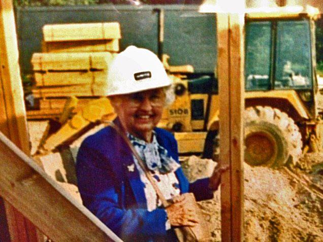 Celebrating the Life of Elizabeth Wilson Pomperaug Woods