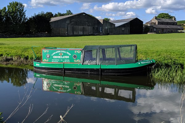 Crooklands Canal Walk