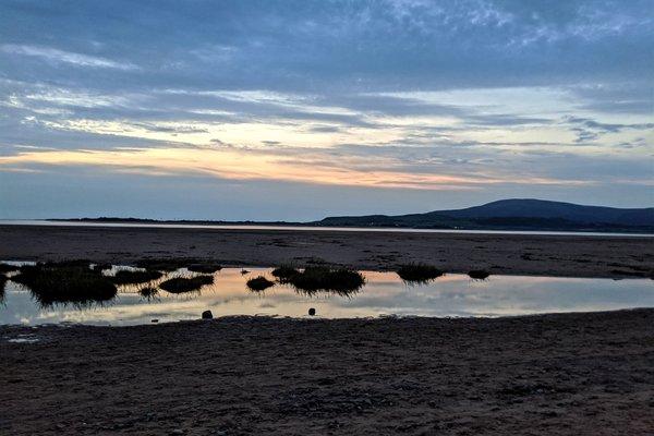Askam-in-Furness Beach