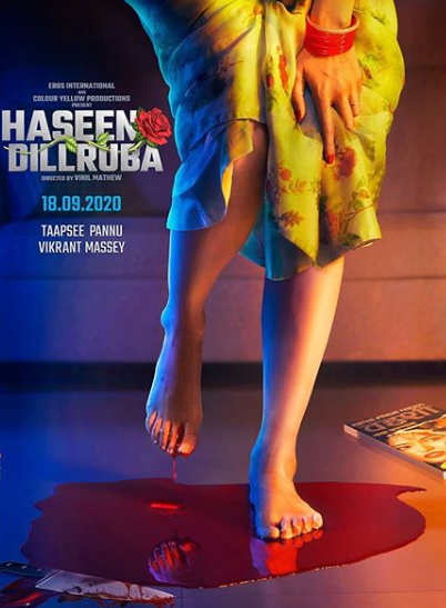 Upcoming-bollywood-movie-of-Taapsee-Pannu-Haseen-Dillruba