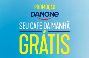 Promoção Danone Seu Café da Manhã Grátis