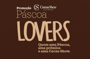 Promoção Páscoa Lovers