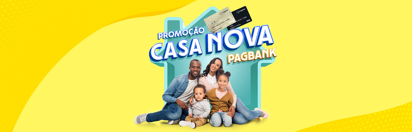 Promoção Casa Nova PagBank