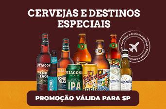 Promoção Ambev Cervejas e Destinos Especiais
