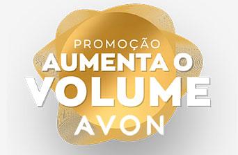 Promoção Avon Aumenta o Volume