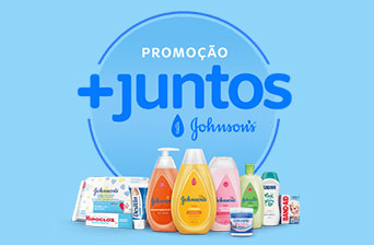 Promoção Mais Juntos Johnson's