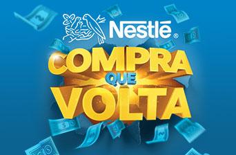 Promoção Nestlé Compra que Volta