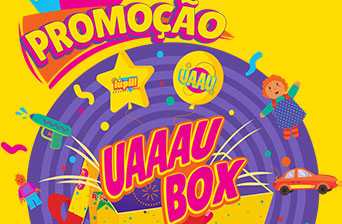 Promoção Uaaau Box Ri Happy