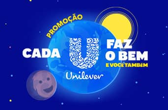 Promoção Unilever Cada Um Faz o Bem e Você Também