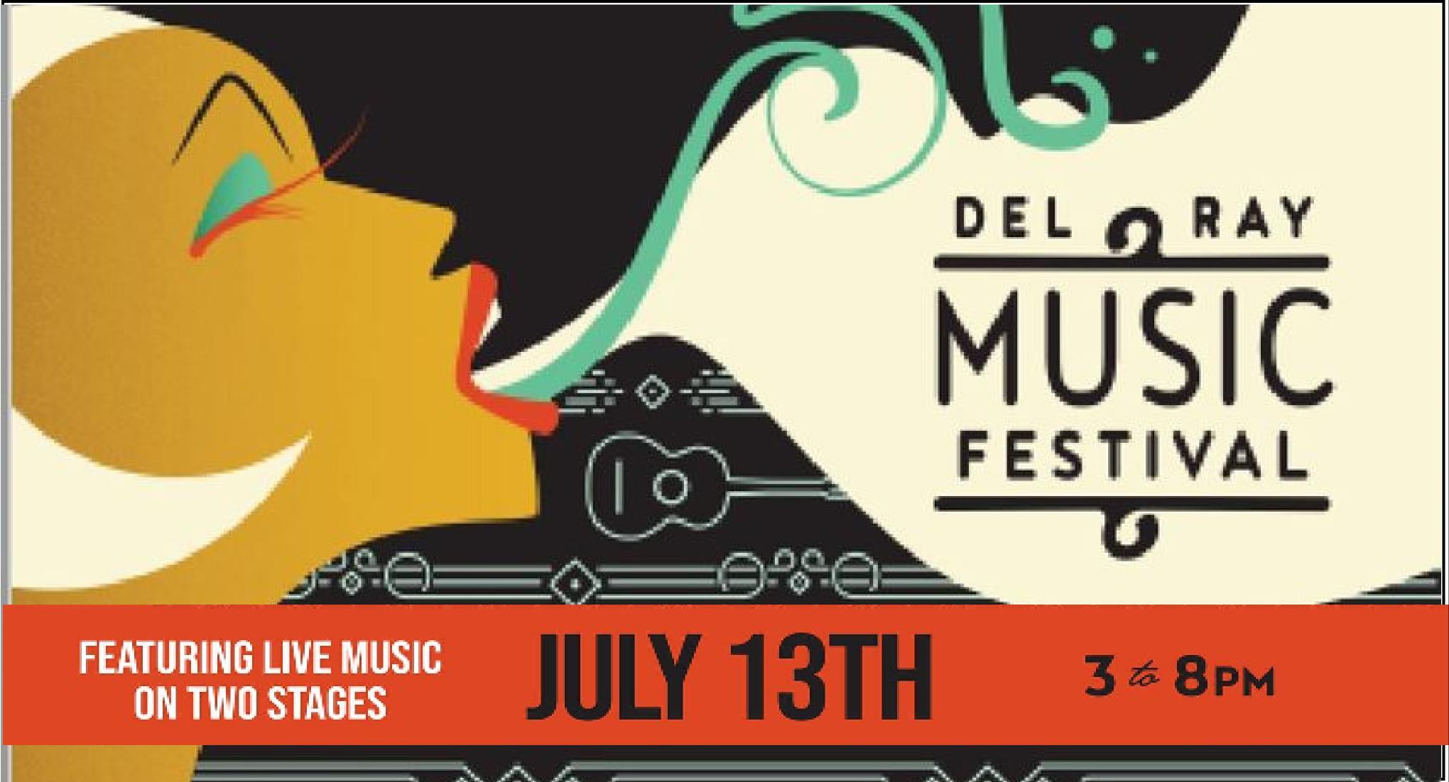 Del Ray Music Festival 2019