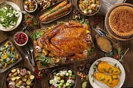 Thanksgiving is Coming!