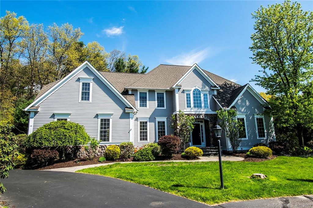 SALCAL Just Sold Another One - 12 Julles Ct, Farmington CT