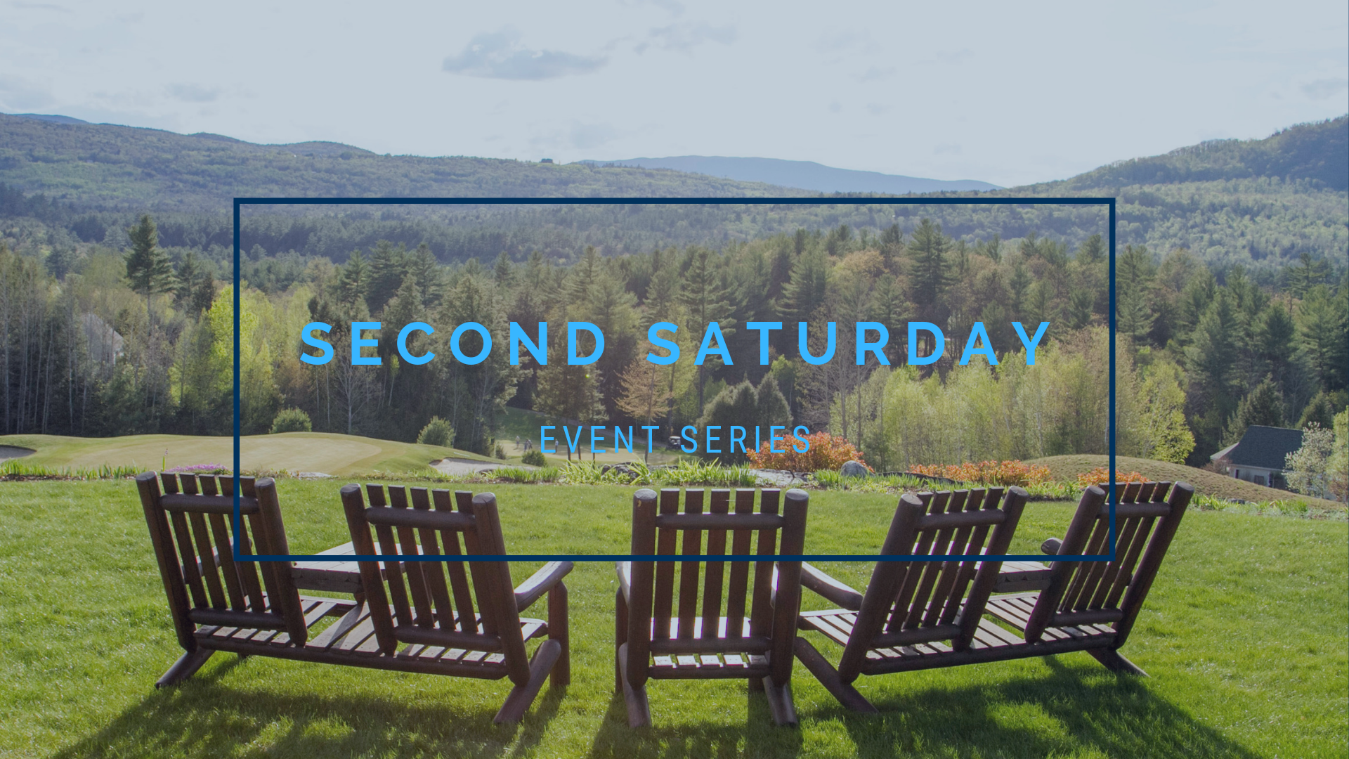 Second Saturday Event Series