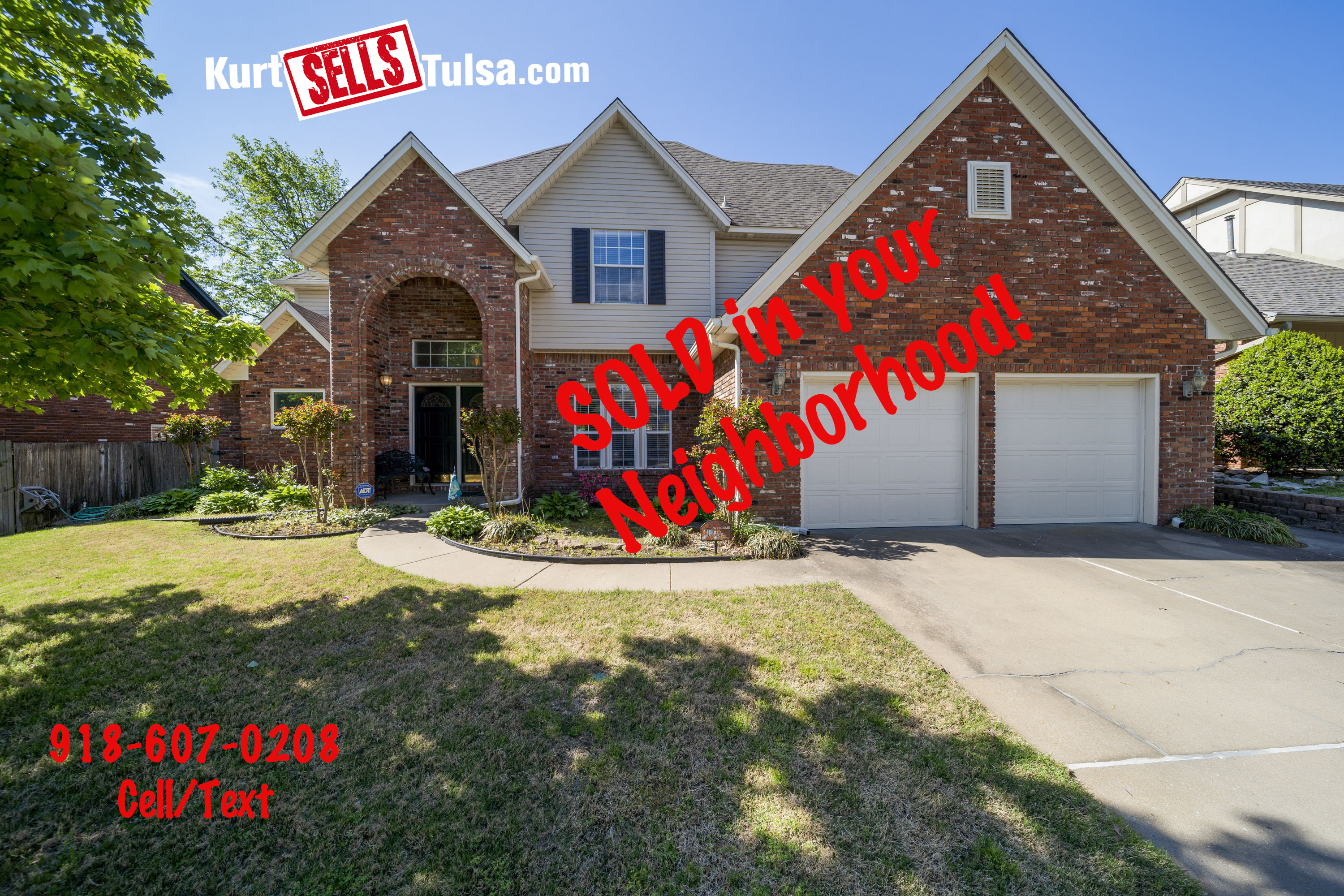 9922 E 97th street SOLD!!   Numbers Matter!