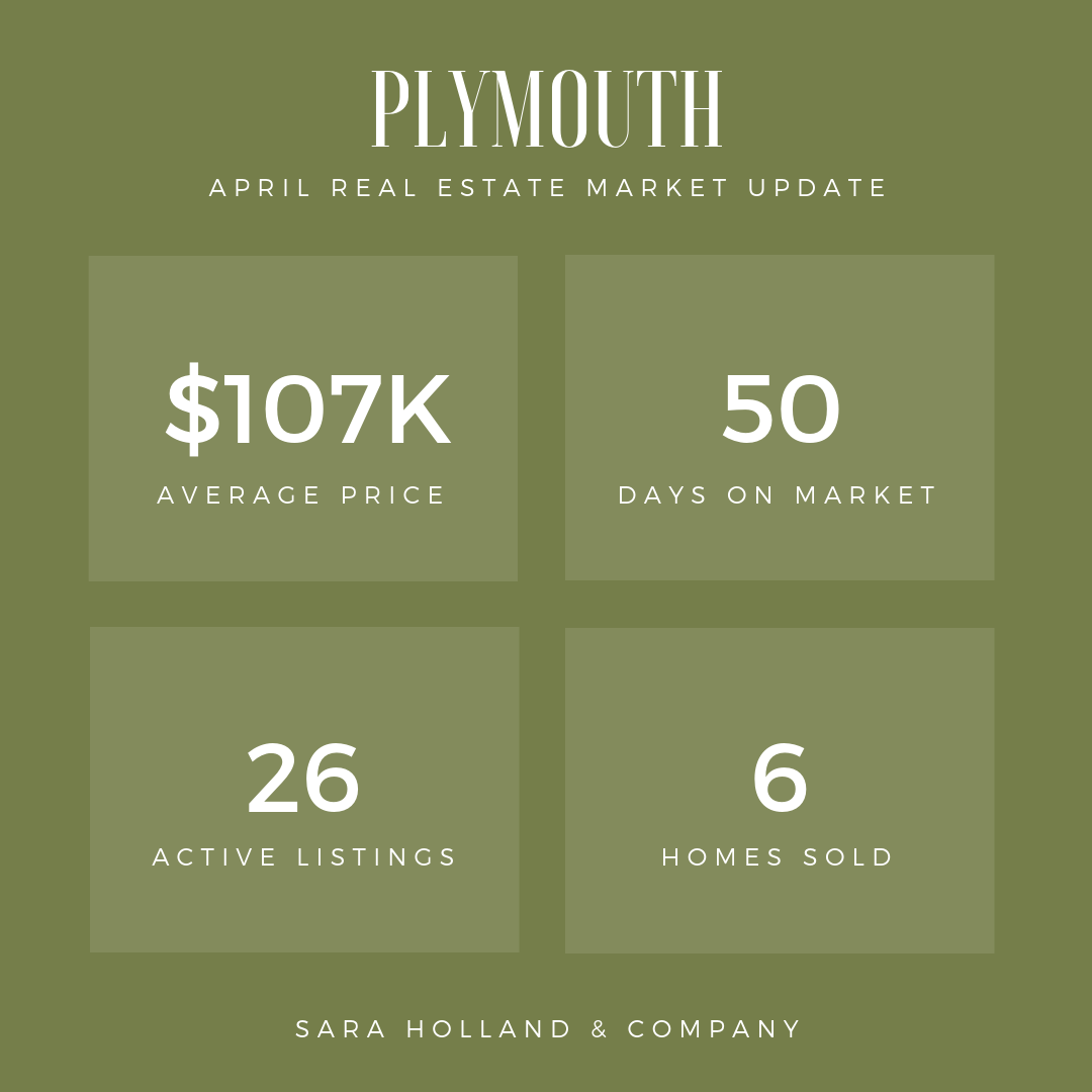 April Real Estate Market Update -Residential Homes-