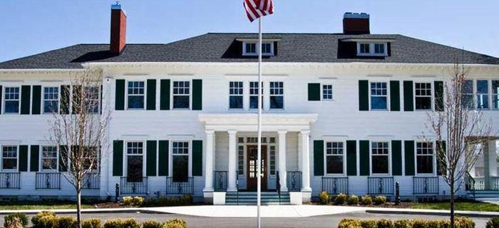 New Office Location - McPherson Mansion!