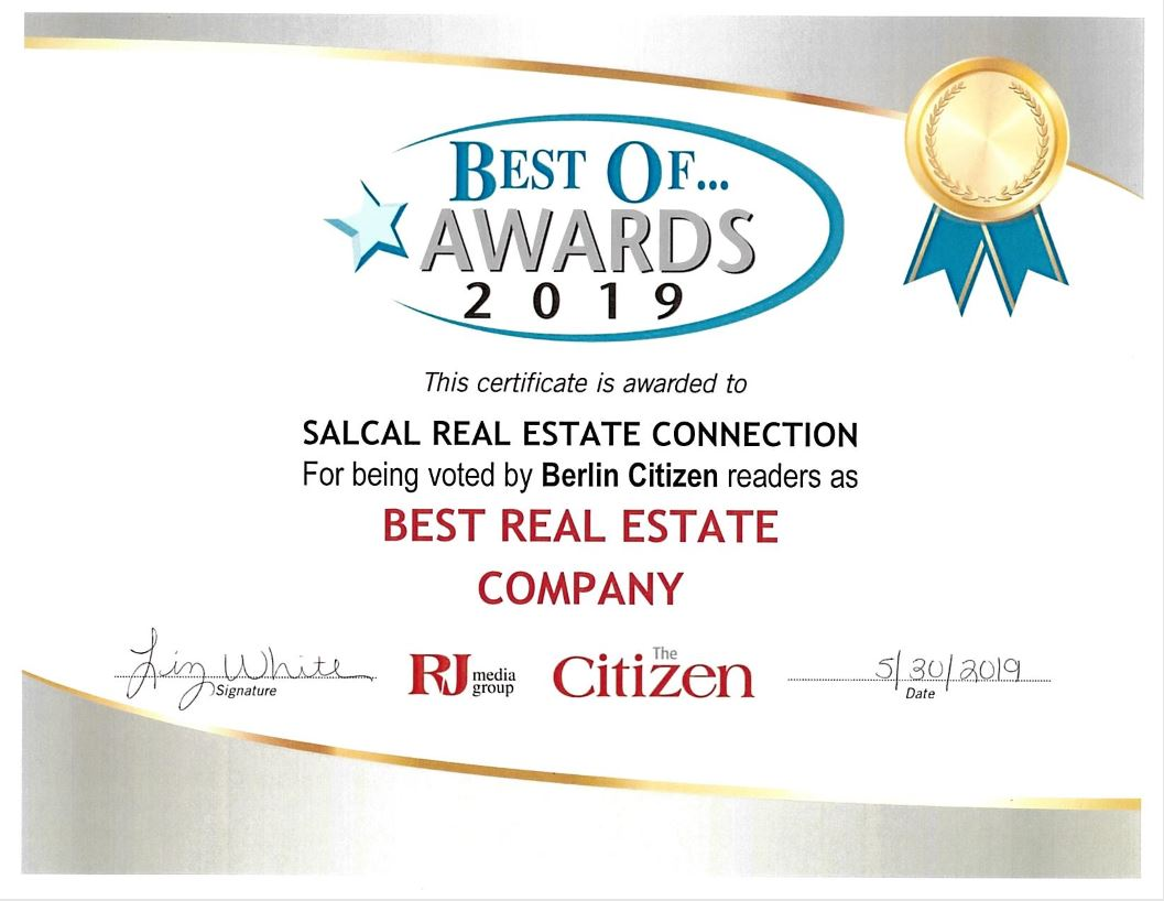 Best Real Estate Company 2019