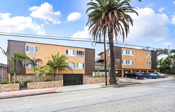 Highly sought after rental location in Long Beach.